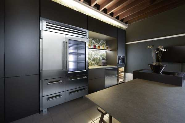 Built Prefab Modular Homes Appliances Photo