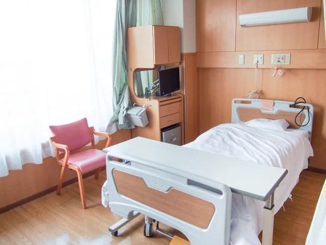 生活保護を受給中に長期入院した時の住宅扶助の支給はどうなる?