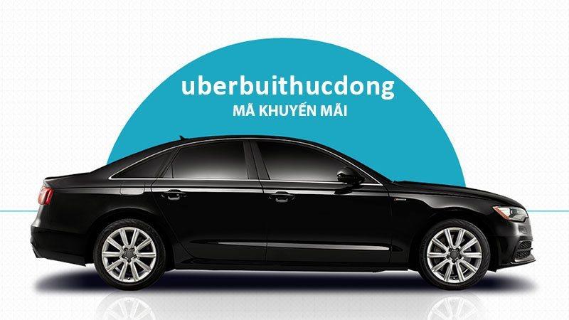 Hướng dẫn đăng ký và sử dụng Uber với mã khuyến mãi: uberbuithucdong