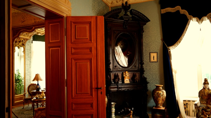 Willa Edwarda Herbsta - odnowione pomieszczenia