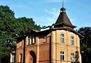 Dawny dom dla Gości - Dzisiaj przedszkole miejskie