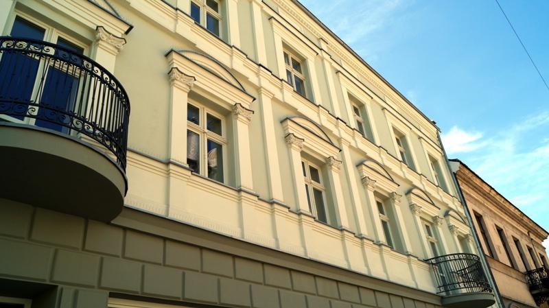 Hotel Polski - Piotrkowska 3 w Łodzi