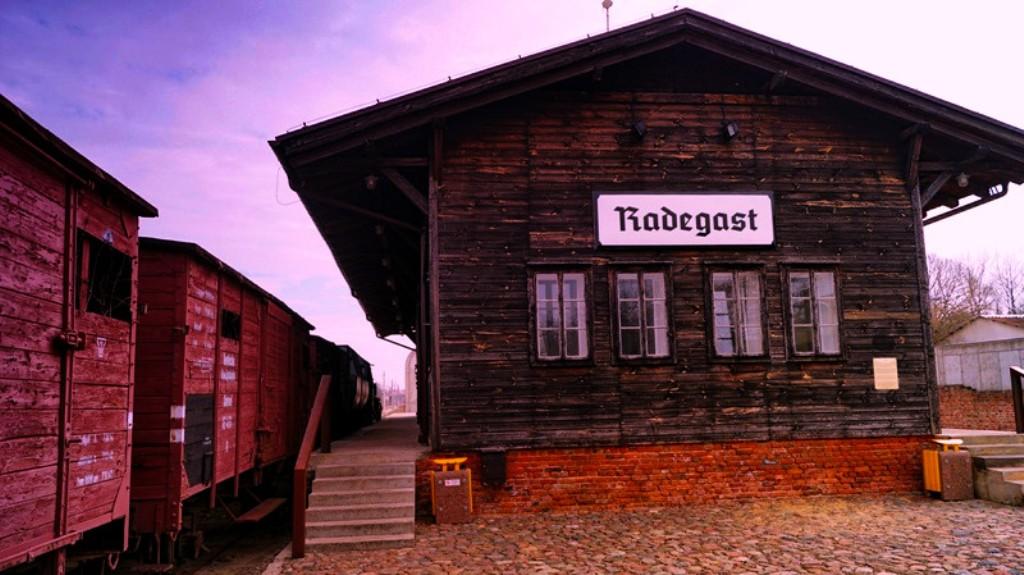 stacja radagast w Lodzi