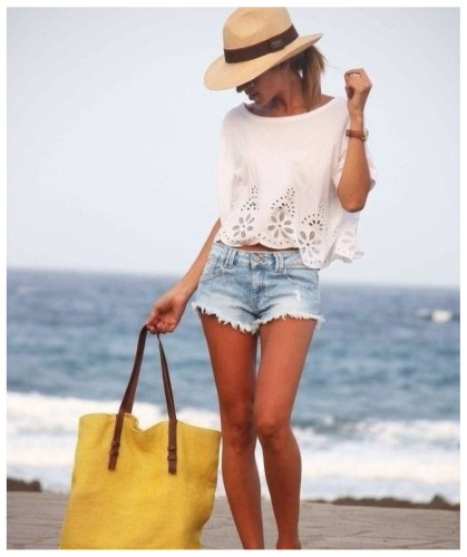 looks de playa
