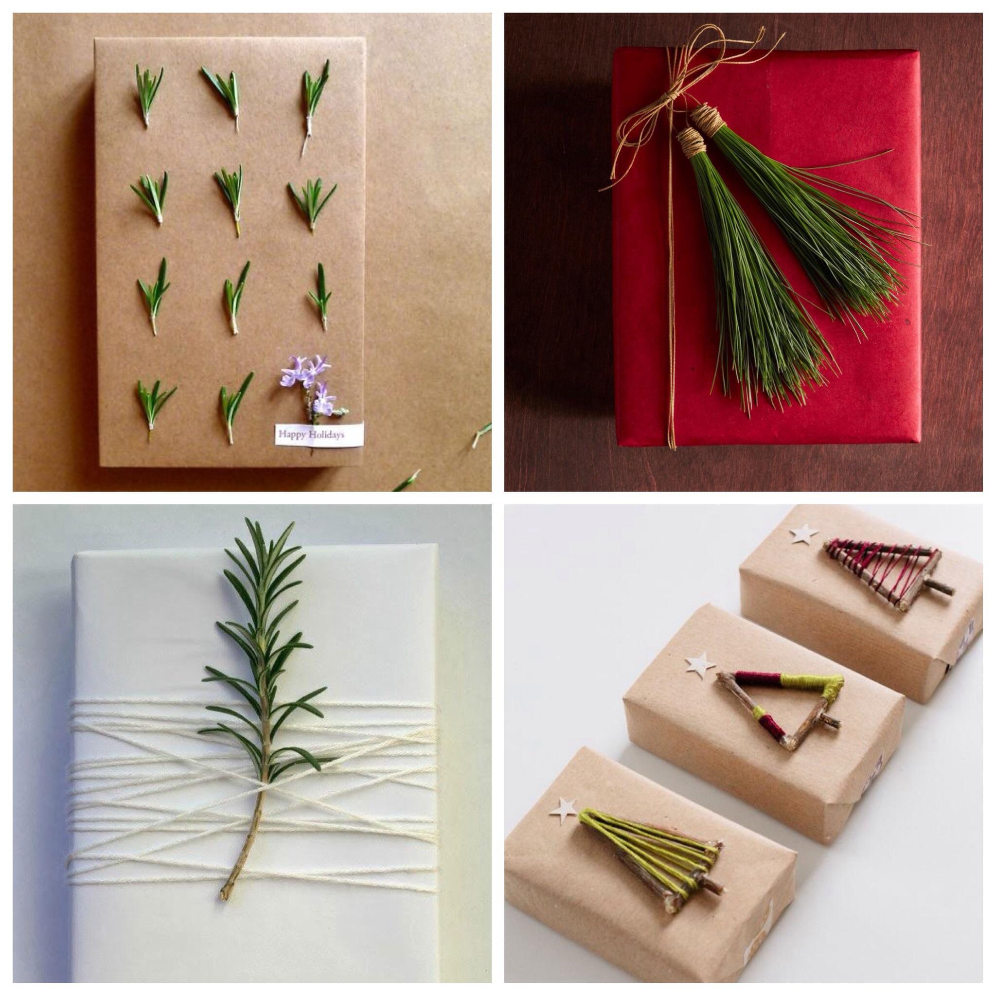 5 formas originales de envolver los regalos navide os for Envolver regalos de forma original