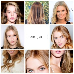 Tendencias: Mechas Babylights