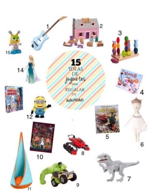 ideas de regalos para los niños