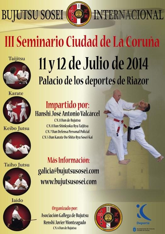 III Seminario Ciudad de La Coruña