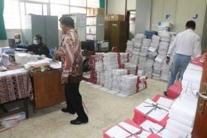 Pemindahan - Akuisisi Arsip Sub Bagian Registrasi Statistik
