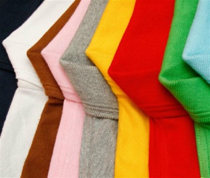Bahan Kaos Polo
