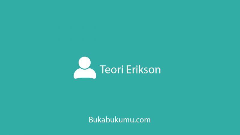 Teori Erik Erikson