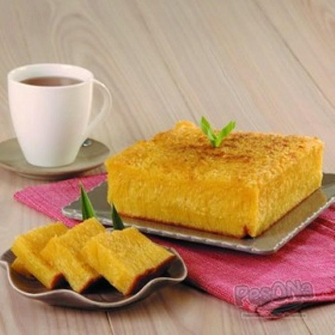Kue Tradisional Indonesia. Bika Ambon.