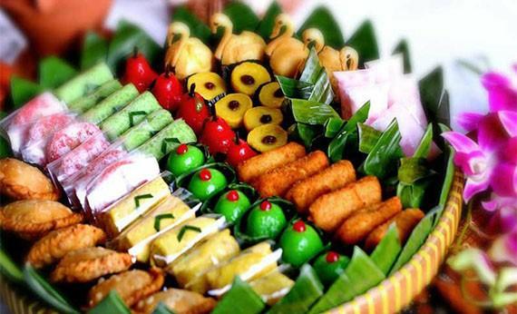 Macam-macam Jajanan & Kue Tradisional Indonesia