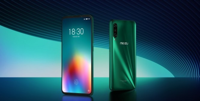 Meizu 16T debuts with 6.5-inch OLED, Snapdragon 855 and 4,500 mAh battery