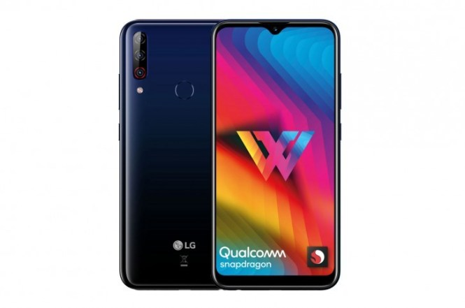 LG W30 Pro goes on sale in India