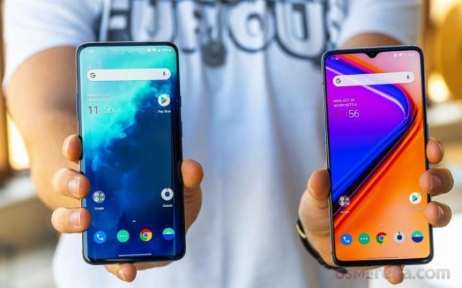 OnePlus 7T Pro vs. OnePlus 7T review