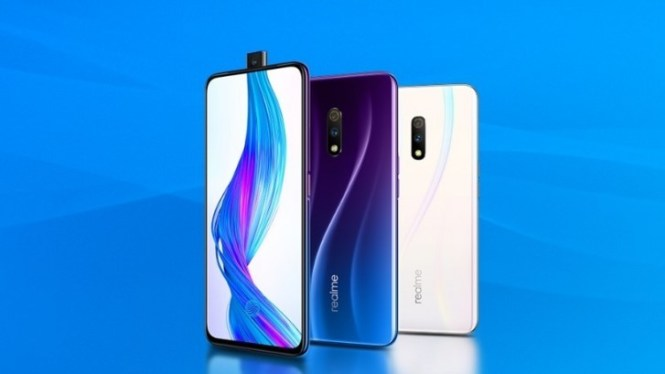 Realme X gets Dark Mode and October 2019 security patch with new update
