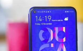 Huawei nova 5T display