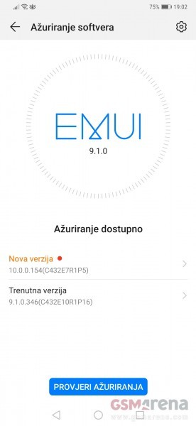 Huawei Mate 20 Pro receiving Android 10-based EMUI 10 in Europe