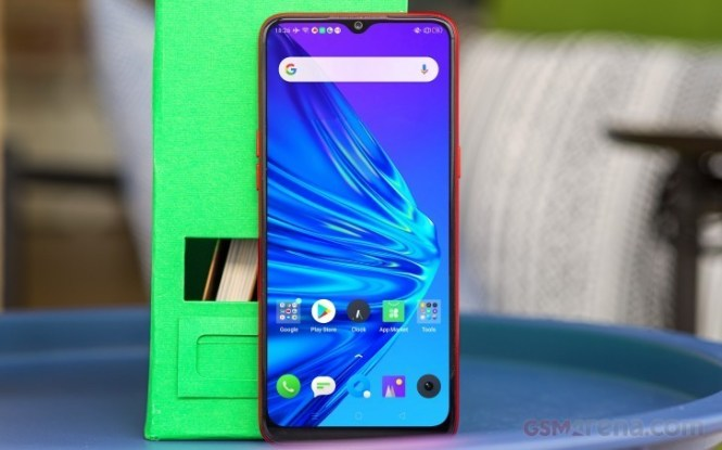 Realme 5s in for review