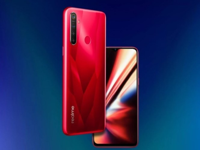 Realme 5s to come with a waterdrop notch display and 5,000 mAh battery