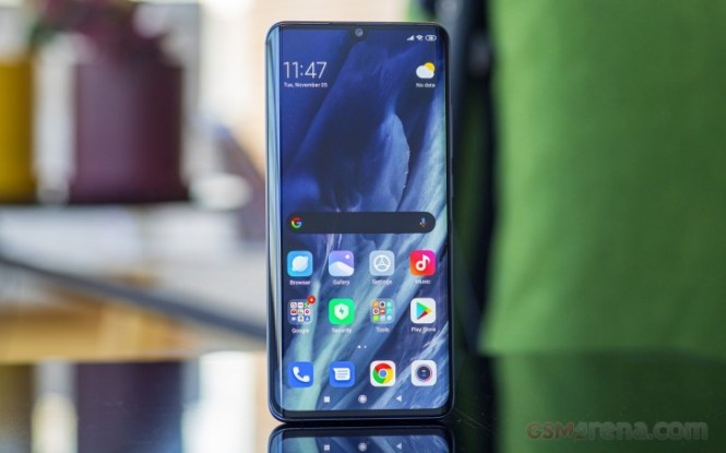Xiaomi Mi Note 10 is down to $439.99, cheapest price yet