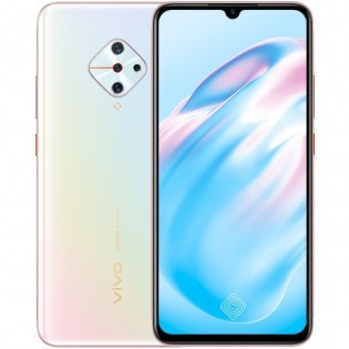 vivo V17 in Cloud Blue color