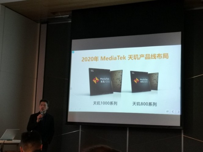 MediaTek introduces the mid-range chipset Dimensity 800 that comes with integrated 5G
