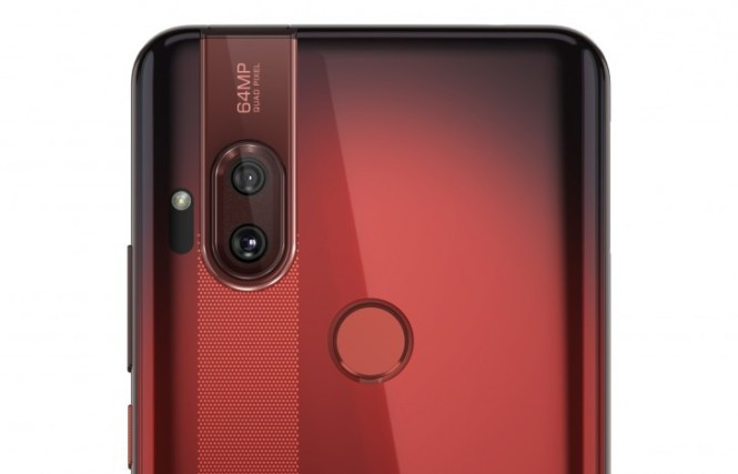 Motorola One Hyper unveiled with 64MP main and 32MP pop-up selfie camera 45W charging