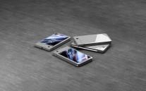 Renders of a possible Motorola Razr 2020 design