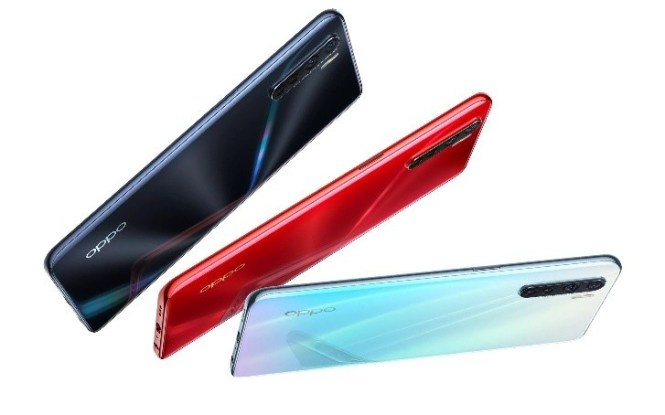 Oppo A91 launched in China with MediaTek chipsets and ColorOS 6.1