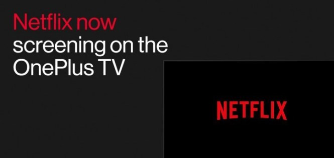 OnePlus TV gets Netflix app and a redesigned remote
