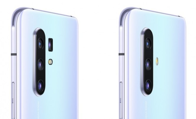 vivo X30 and X30 Pro unveiled with 5G modems and 50mm portrait cams, the Pro adds 5x telephoto