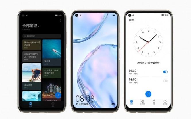 Huawei nova 6 SE goes on pre-sale in China