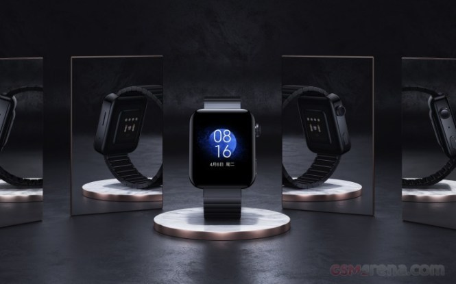 Xiaomi Mi Watch Premium Edition postponed until February 2020