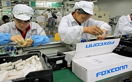 Foxconn cancels plans for $5 billion investments in India