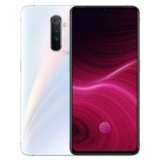 Realme X2 Pro in Lunar White color