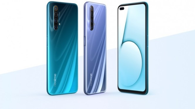 Realme X50 5G is heading to Russia next