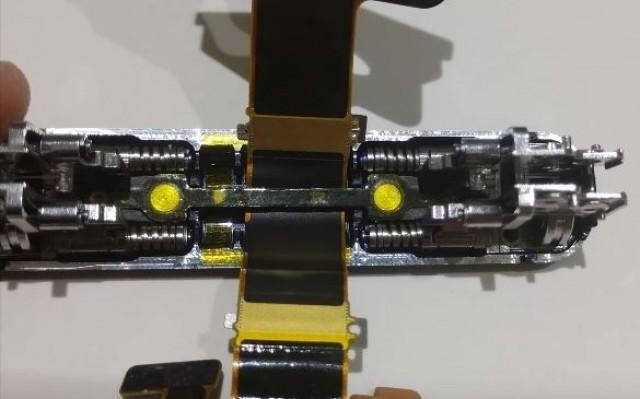Galaxy Z Flip hinge