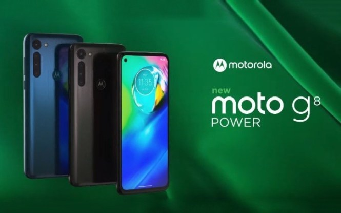 "Moto G Stylus and G8 Power go official with 6.4"" displays, Snapdragon 665 chipsets and midrange prices"