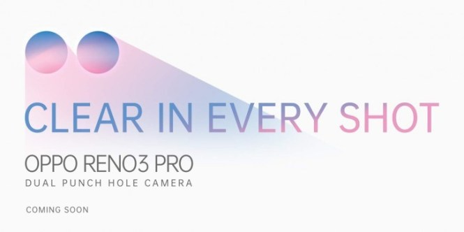 Oppo Reno3 Pro with dual selfie cameras gets listed online