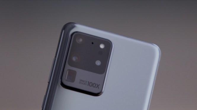 Samsung Galaxy S20 comparison