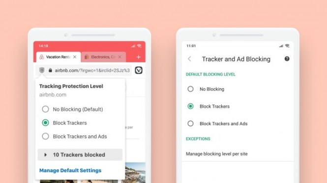 Vivaldi exits beta on Android, releases version 3.0 on desktop