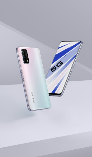 iQOO Z1x official images