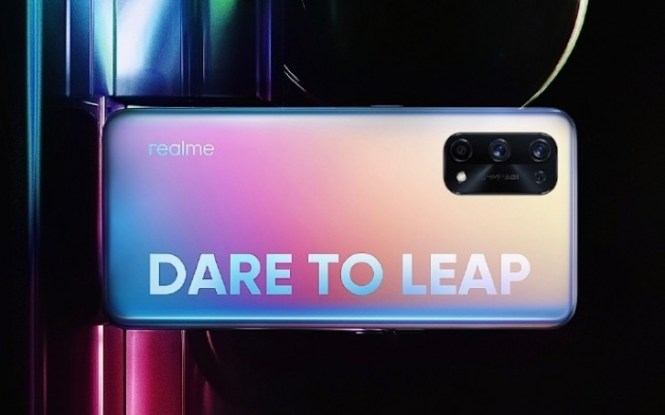 Realme X7 first photos appear online and it looks rather unusual