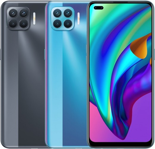 Image of the Oppo F17 Pro shared with the caption