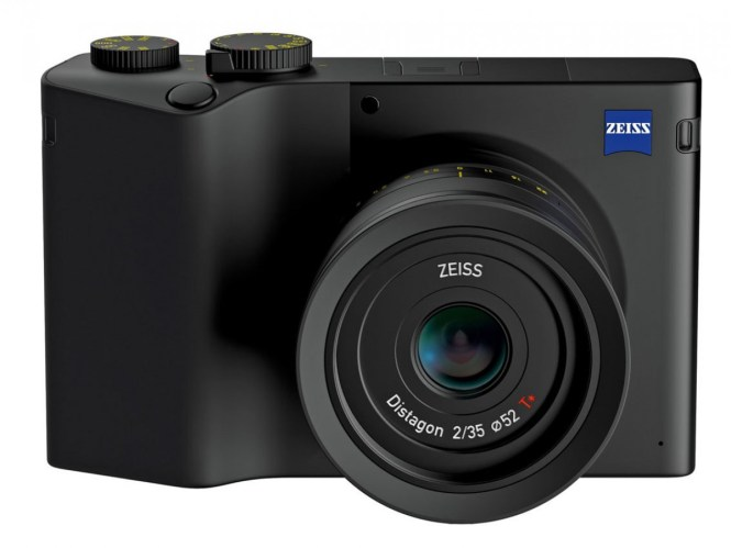 Android-powered $6000 Zeiss ZX1 goes up for pre-order