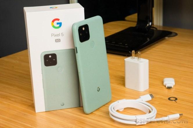 Google Pixel 5 review