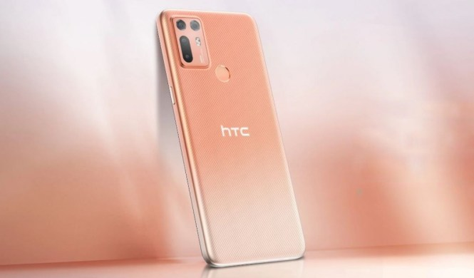 HTC Desire 20+ announced with Snapdragon 720G, quad cameras and 5,000 mAh battery