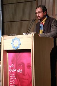 محمد حاتمی ـ عکس از مجتبی سالک